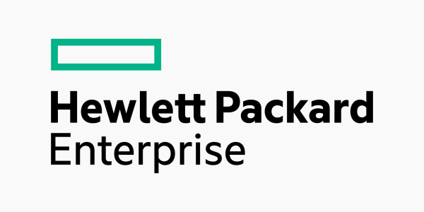 Logotipo Hewlett Packard Enterprise