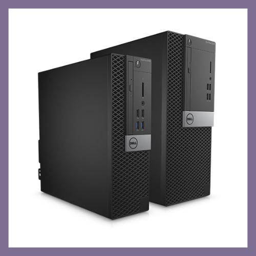 Desktop Dell Optiplex 3000 Series