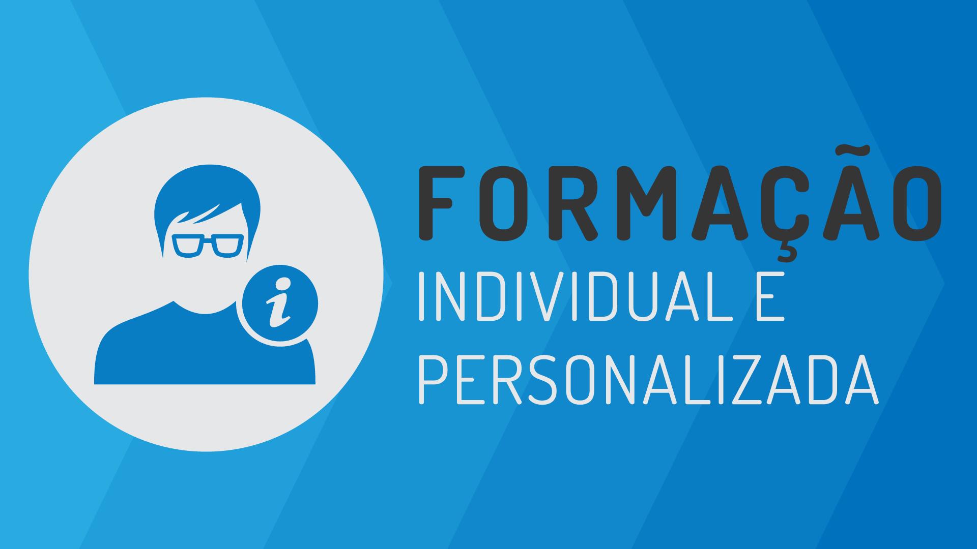 Formação Individual e Personalizada Linha Virtual