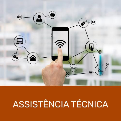 Assistência Técnica Linha Virtual