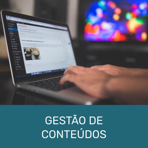 Gestão de Conteúdos Linha Virtual