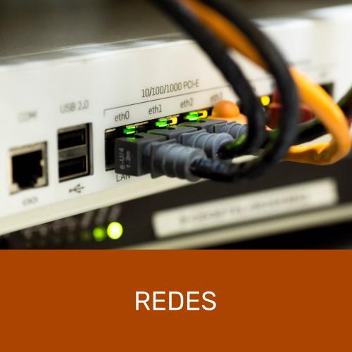 Redes Linha Virtual
