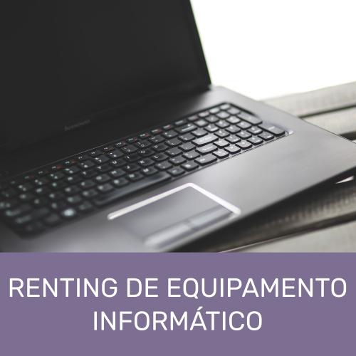 Renting de Equipamento Informático Linha Virtual