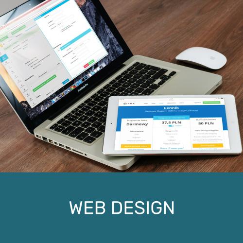 Web Design Linha Virtual