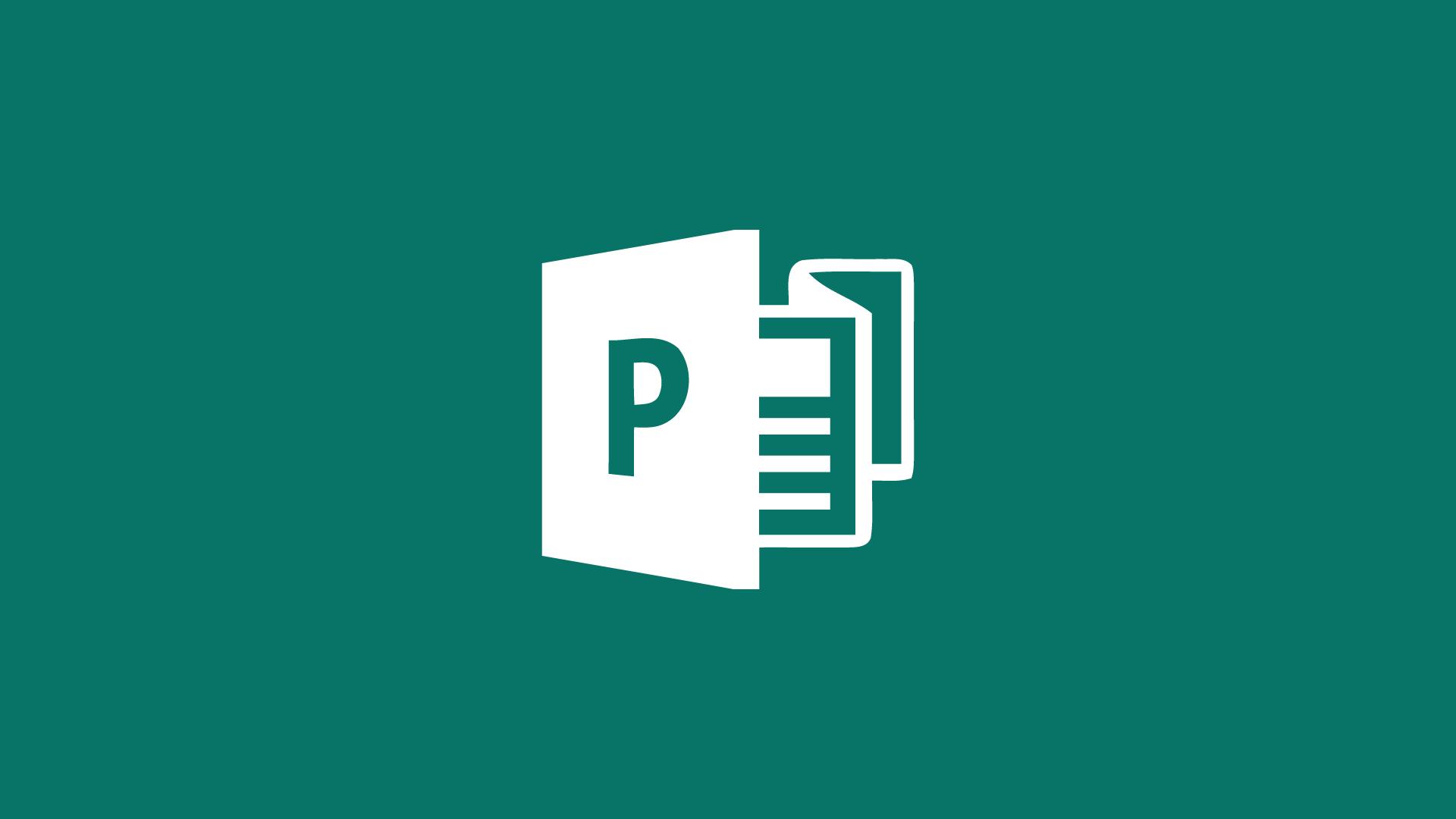 Formação Publisher Linha Virtual