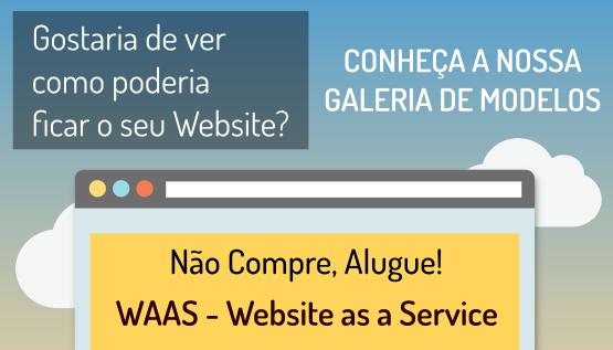 Modelos de Websites Linha Virtual