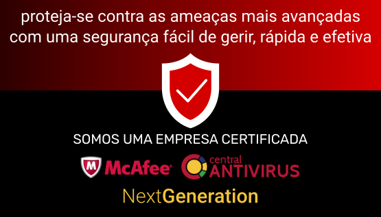 Segurança e Antivírus Linha Virtual