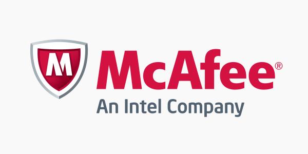 Logotipo McAfee