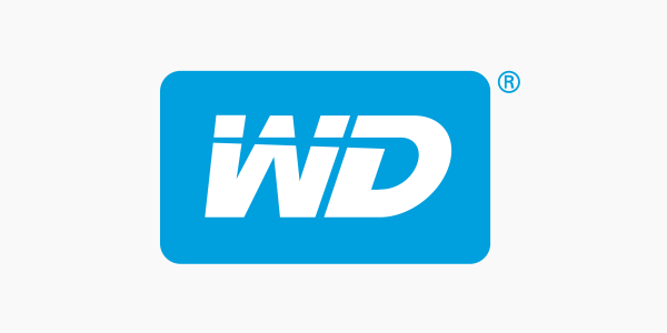 Logotipo WD Western Digital