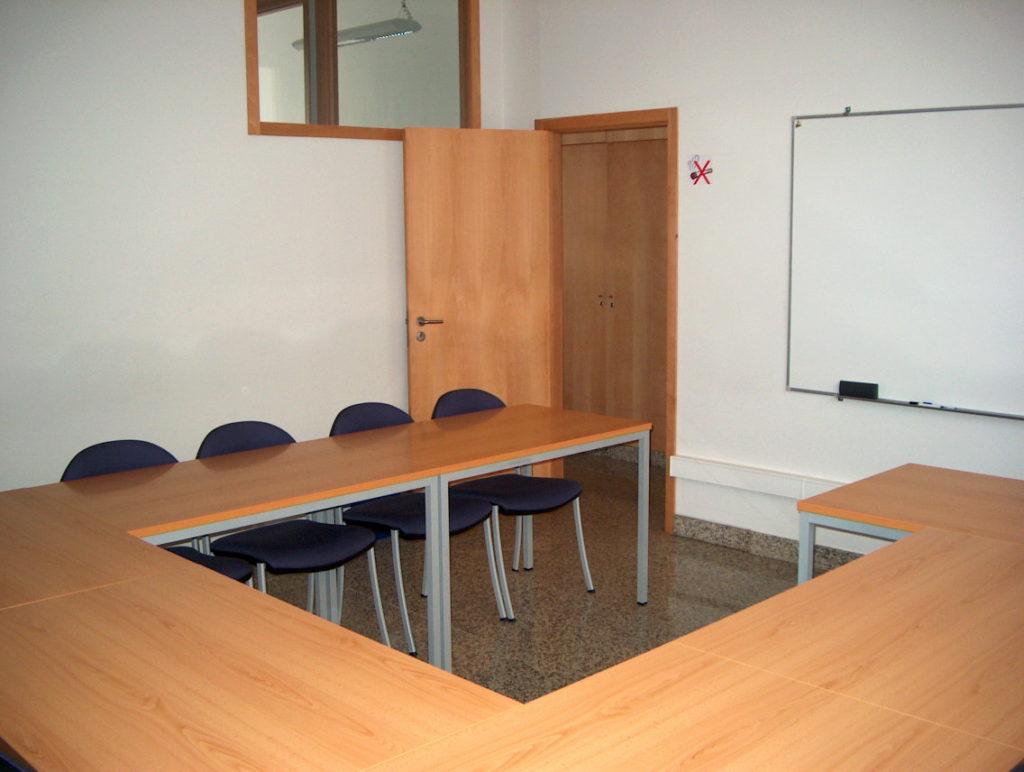 Sala para Formação Linha Virtual