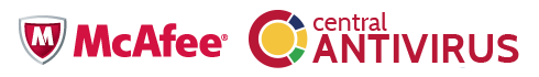 Soluções McAfee Central Antívirus Linha Virtual