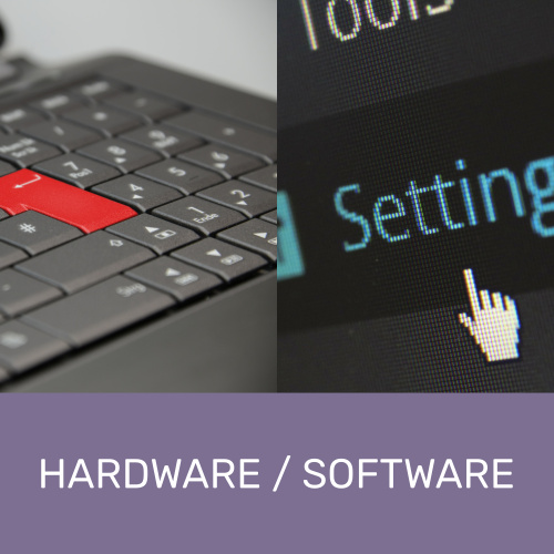 Venda de Hardware e Software Linha Virtual