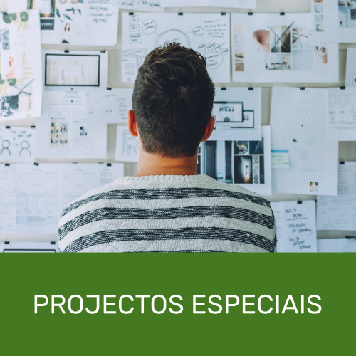 Projectos Especiais Linha Virtual